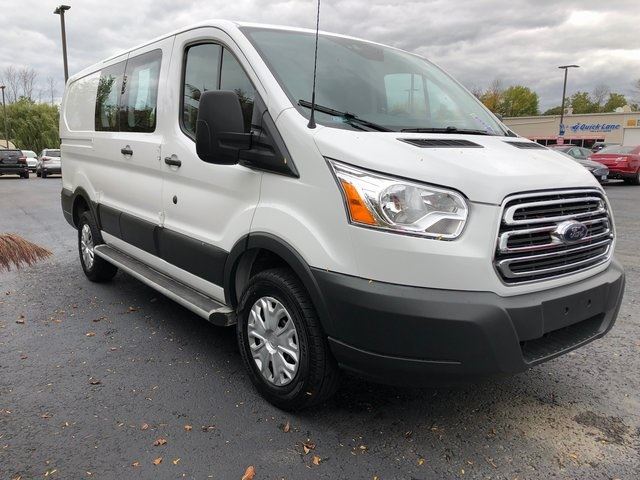2017 Transit 250 Low Roof 4x2,  Empty Cargo Van #8687P - photo 1