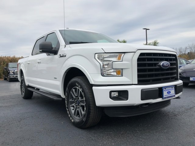 2015 F-150 SuperCrew Cab 4x4,  Pickup #8704R - photo 1