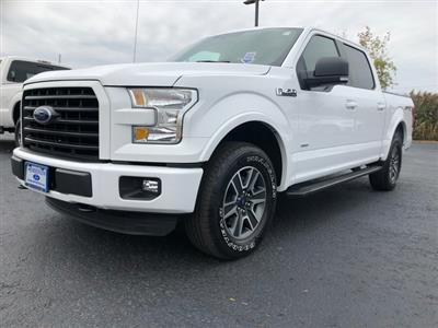 2015 F-150 SuperCrew Cab 4x4,  Pickup #8704R - photo 3