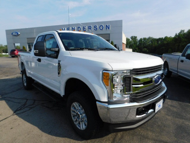 2017 F-250 Super Cab 4x4 Pickup #F170802 - photo 1
