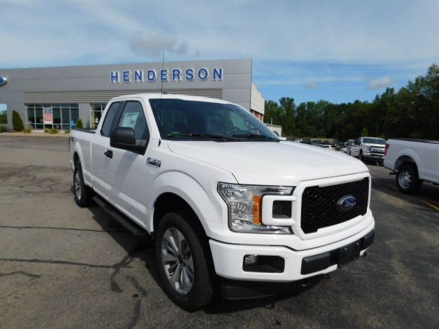2018 F-150 Super Cab 4x4 Pickup #H180014 - photo 1