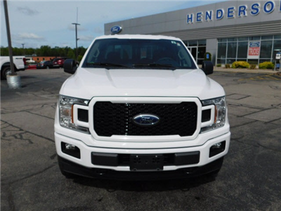 2018 F-150 Super Cab 4x4 Pickup #H180014 - photo 3