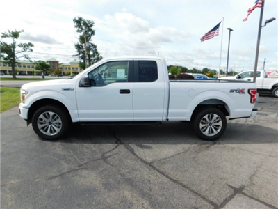 2018 F-150 Super Cab 4x4 Pickup #H180014 - photo 4