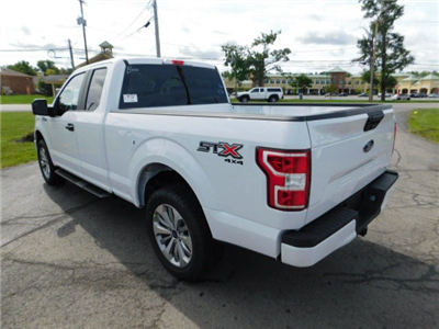2018 F-150 Super Cab 4x4 Pickup #H180014 - photo 2