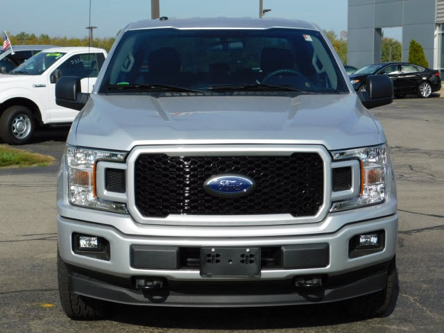 2018 F-150 Super Cab 4x4 Pickup #H180041 - photo 3