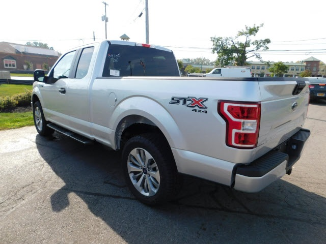 2018 F-150 Super Cab 4x4,  Pickup #H180041 - photo 2