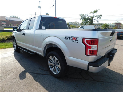 2018 F-150 Super Cab 4x4 Pickup #H180041 - photo 2