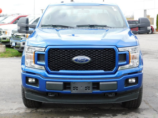 2018 F-150 Crew Cab 4x4 Pickup #H180089 - photo 3