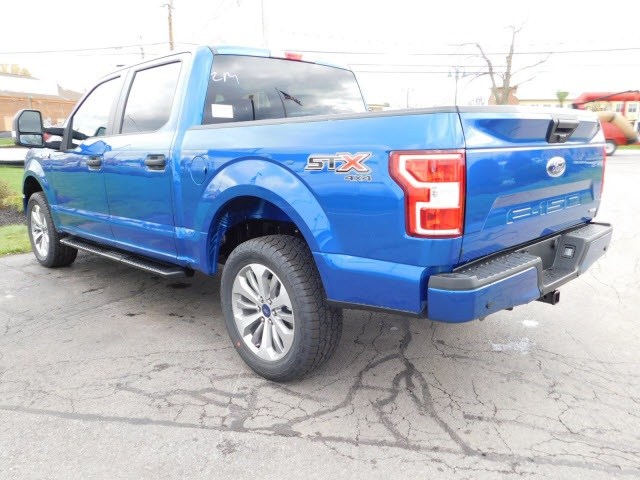 2018 F-150 Crew Cab 4x4 Pickup #H180089 - photo 2