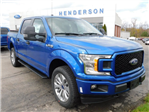 2018 F-150 Crew Cab 4x4 Pickup #H180089 - photo 1