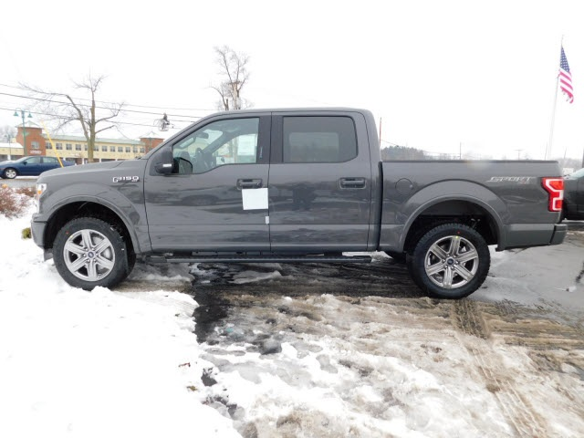 2018 F-150 SuperCrew Cab 4x4,  Pickup #H180147 - photo 4