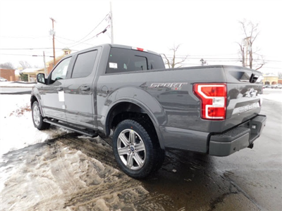 2018 F-150 SuperCrew Cab 4x4,  Pickup #H180147 - photo 2