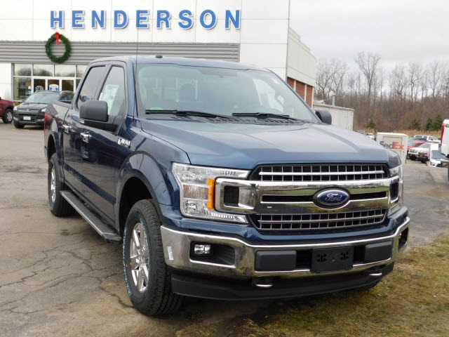 2018 F-150 Crew Cab 4x4, Pickup #H180217 - photo 1