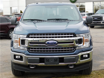 2018 F-150 Crew Cab 4x4, Pickup #H180217 - photo 3