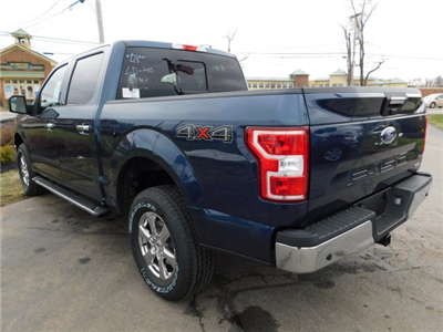 2018 F-150 Crew Cab 4x4, Pickup #H180217 - photo 2