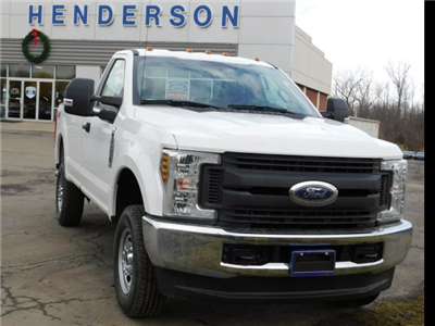 2018 F-250 Regular Cab 4x4, Pickup #H180256 - photo 1