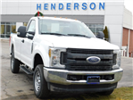 2018 F-250 Regular Cab 4x4, Pickup #H180272 - photo 1