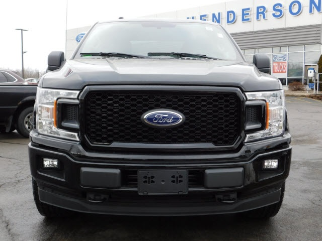 2018 F-150 Crew Cab 4x4, Pickup #H180274 - photo 3