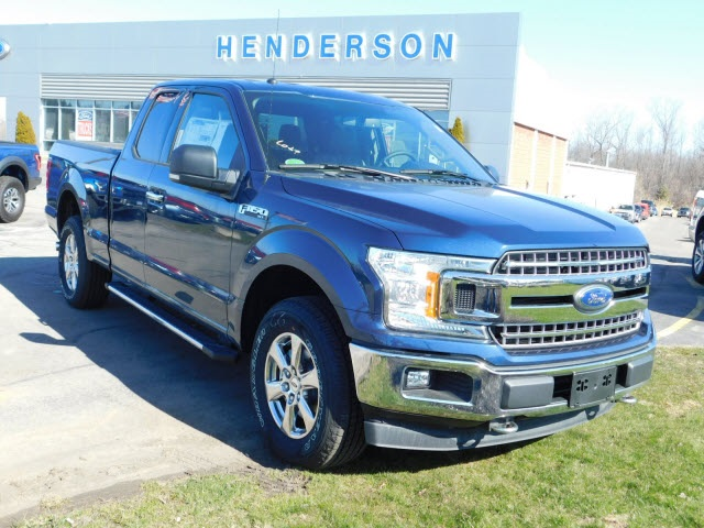 2018 F-150 Super Cab 4x4,  Pickup #H180293 - photo 1