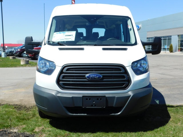 2018 Transit 350 Med Roof, Passenger Wagon #H180300 - photo 3