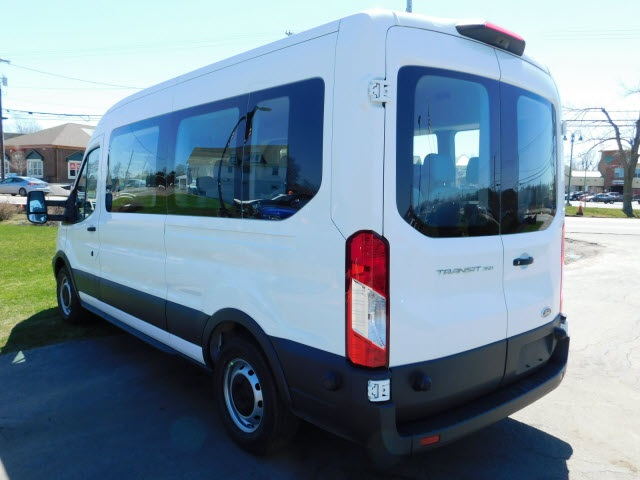 2018 Transit 350 Med Roof, Passenger Wagon #H180300 - photo 2