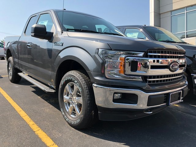 2018 F-150 Super Cab 4x4,  Pickup #H180439 - photo 1