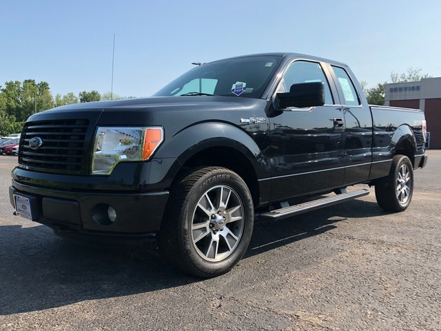 2014 F-150 Super Cab 4x4,  Pickup #H180460A - photo 3