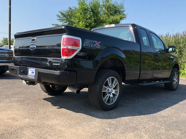 2014 F-150 Super Cab 4x4,  Pickup #H180460A - photo 2