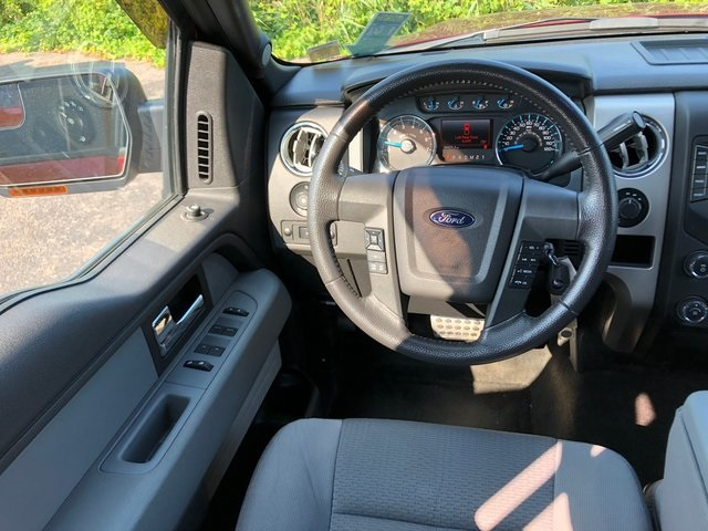 2014 F-150 SuperCrew Cab 4x4,  Pickup #H180553A - photo 17