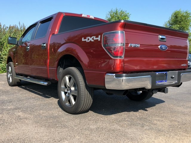 2014 F-150 SuperCrew Cab 4x4,  Pickup #H180553A - photo 4