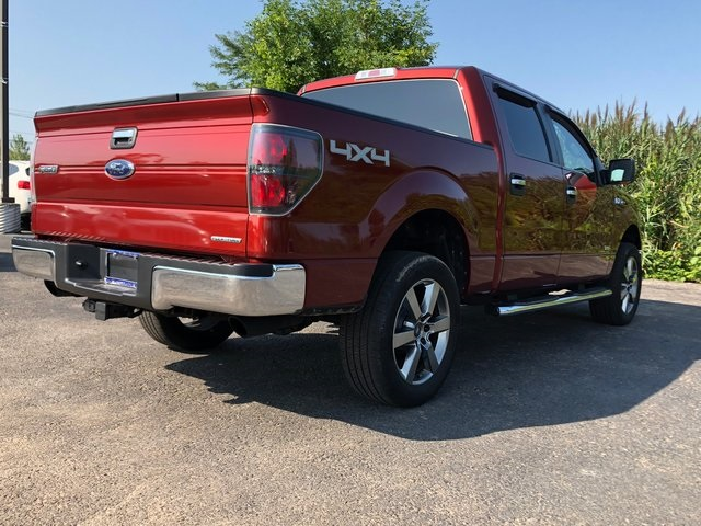 2014 F-150 SuperCrew Cab 4x4,  Pickup #H180553A - photo 2