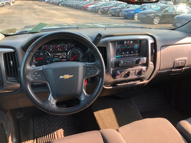 2015 Silverado 1500 Double Cab 4x4,  Pickup #H180603A - photo 12
