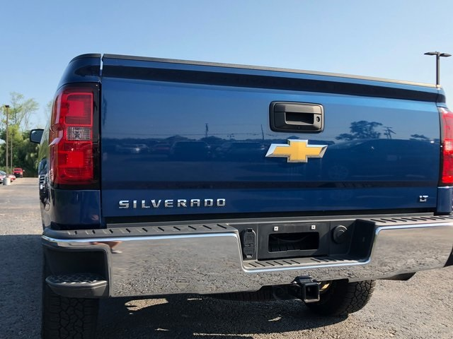 2015 Silverado 1500 Double Cab 4x4,  Pickup #H180603A - photo 5