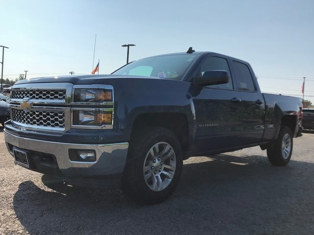 2015 Silverado 1500 Double Cab 4x4,  Pickup #H180603A - photo 3