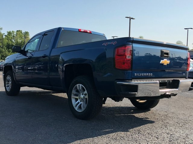 2015 Silverado 1500 Double Cab 4x4,  Pickup #H180603A - photo 4