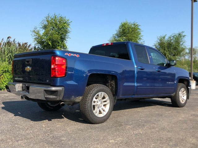 2015 Silverado 1500 Double Cab 4x4,  Pickup #H180603A - photo 2