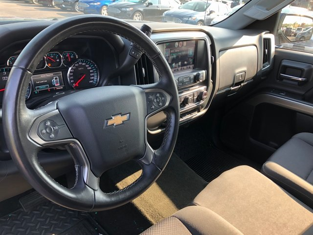 2015 Silverado 1500 Double Cab 4x4,  Pickup #H180603A - photo 7