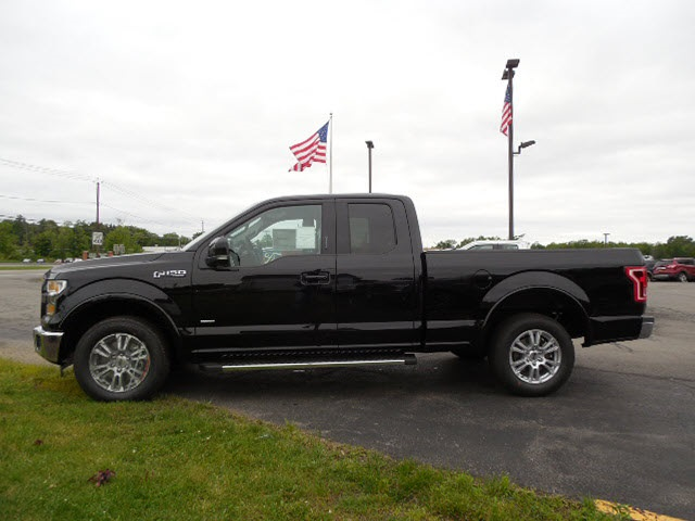 2016 F-150 Super Cab 4x2,  Pickup #H180614A - photo 4