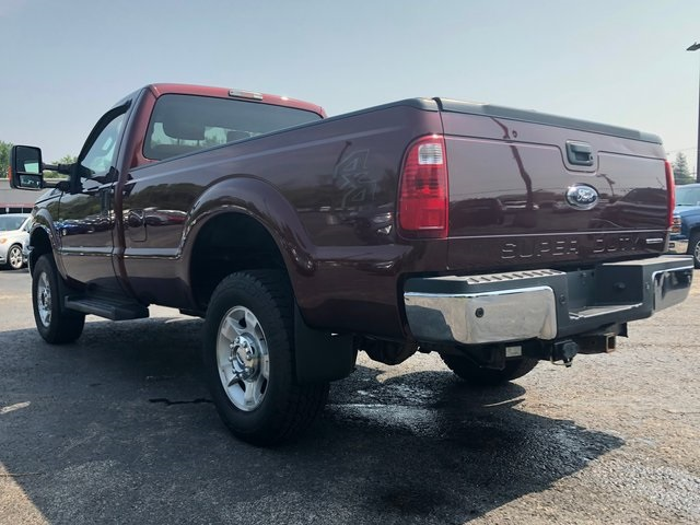 2015 F-350 Regular Cab 4x4,  Pickup #H180633A - photo 4