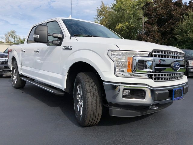 2018 F-150 SuperCrew Cab 4x4,  Pickup #H180711 - photo 3