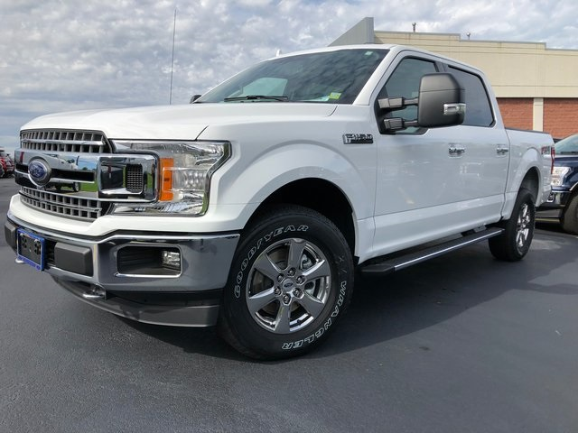 2018 F-150 SuperCrew Cab 4x4,  Pickup #H180711 - photo 1