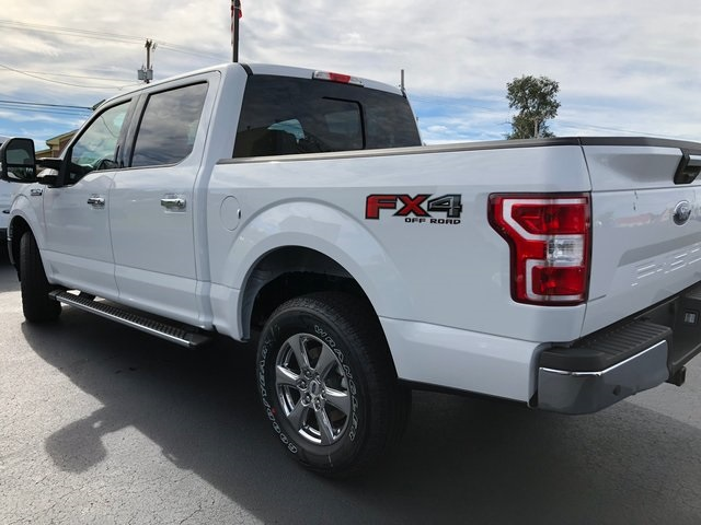 2018 F-150 SuperCrew Cab 4x4,  Pickup #H180711 - photo 2