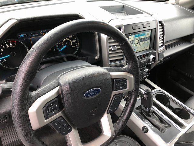 2016 F-150 SuperCrew Cab 4x4,  Pickup #H180757A - photo 9