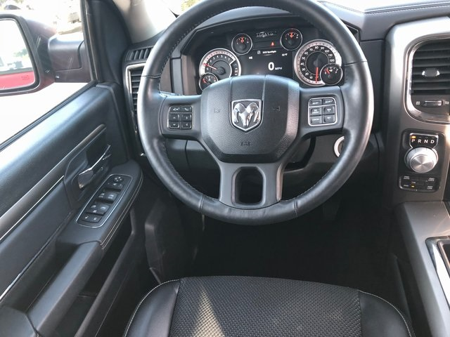 2014 Ram 1500 Crew Cab 4x4,  Pickup #H180774A - photo 15