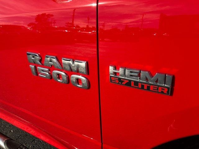 2014 Ram 1500 Crew Cab 4x4,  Pickup #H180774A - photo 21