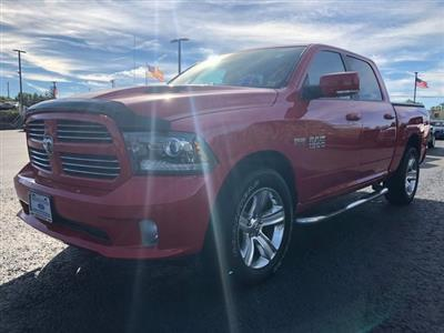 2014 Ram 1500 Crew Cab 4x4,  Pickup #H180774A - photo 3