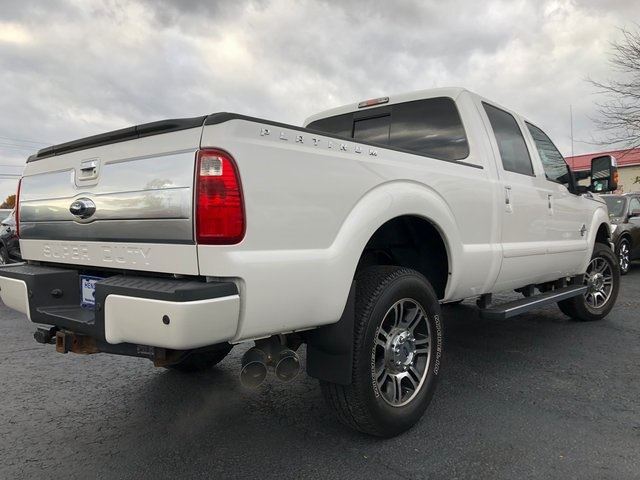 2013 F-350 Crew Cab 4x4,  Pickup #H190005A - photo 2