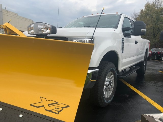 2019 F-250 Super Cab 4x4,  Fisher Snowplow Pickup #H190011 - photo 4