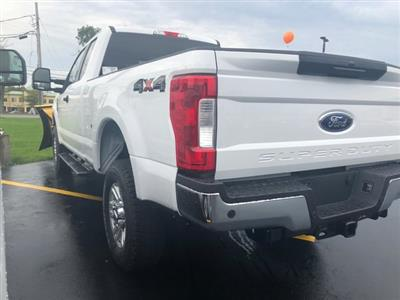 2019 F-250 Super Cab 4x4,  Fisher Snowplow Pickup #H190011 - photo 3
