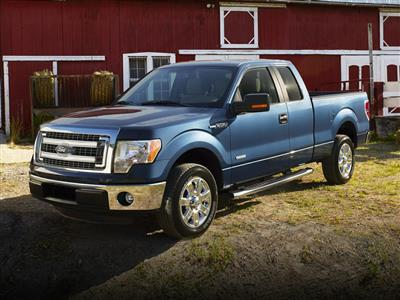 2013 F-150 SuperCrew Cab 4x2,  Pickup #AP10905A - photo 1